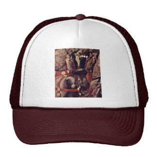 The Intervention Of Micheletto As Cotignola Detail Trucker Hat