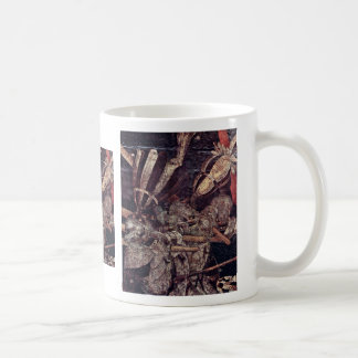 The Intervention Of Micheletto As Cotignola Detail Coffee Mug