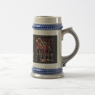 The Intervention Of Micheletto As Cotignola Detail Mug