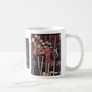 The Intervention Of Micheletto As Cotignola Detail Mugs