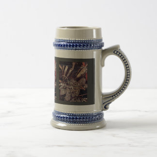 The Intervention Of Micheletto As Cotignola Detail Coffee Mugs