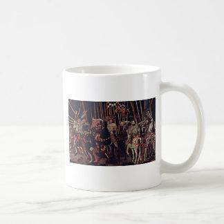 The Intervention Of Micheletto Da Cotignola Coffee Mugs