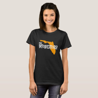 The Intoxicators! Florida Basic Women's Dark Tee