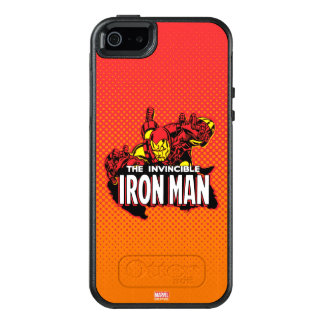 The Invincible Iron Man Graphic OtterBox iPhone 5/5s/SE Case