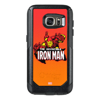 The Invincible Iron Man Graphic OtterBox Samsung Galaxy S7 Case