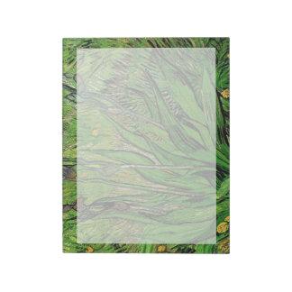 The Iris by Van Gogh Notepads