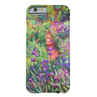 The Iris Garden by Claude Monet Barely There iPhone 6 Case
