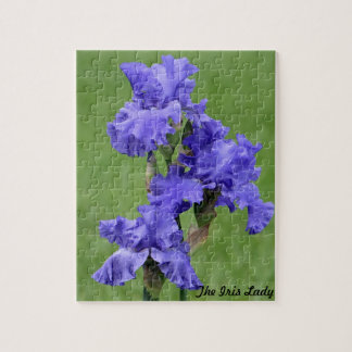 The Iris Lady Photo Puzzles and Tins