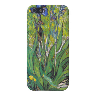 The Iris, Vincent Van Gogh Cover For iPhone 5
