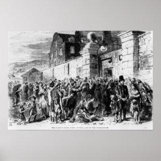 The Irish Famine Poster