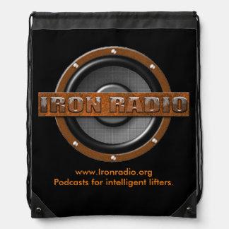 The IronRadio.org backpack is here!
