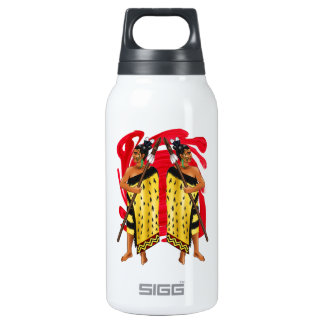 THE ISLAND DEFENDERS INSULATED WATER BOTTLE
