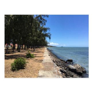 The Island Rodrigues (Maurice) Postcard