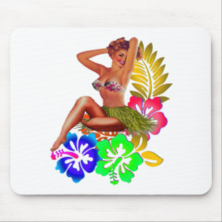 THE ISLAND WAYS MOUSE PAD