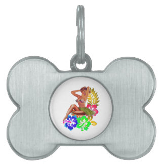 THE ISLAND WAYS PET ID TAG