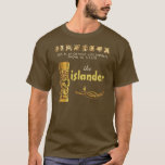 The Islander (Front and Back) T-Shirt