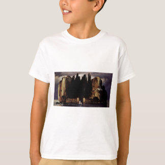 The Isle of the Dead by Arnold Böcklin T-Shirt