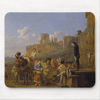 The Italian Charlatans, 1657 Mouse Pad
