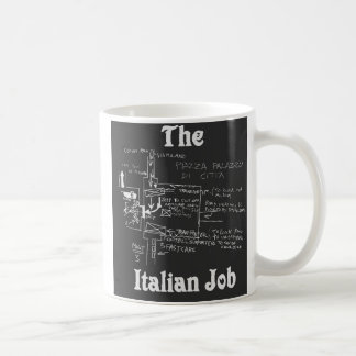 The Italian Job Map Mug