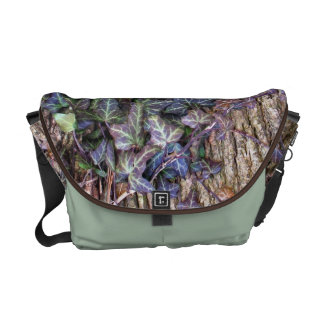 The Ivy Branches Messenger Bag