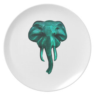 THE JADE ONE PLATE