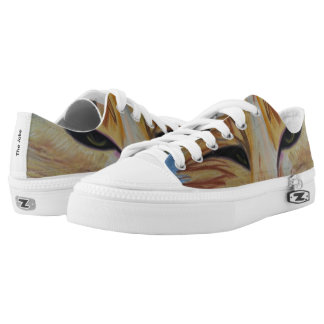 The Jake Low cut runner Printed Shoes