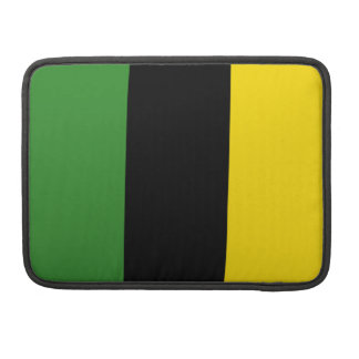 The Jamaican Colours Sleeves For MacBooks