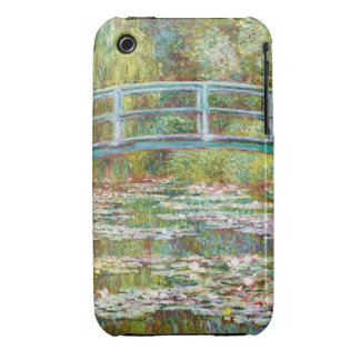 The Japanese Bridge 1899 Claude Monet Case-Mate iPhone 3 Case
