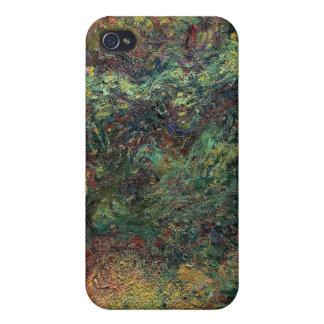 The Japanese Bridge - Claude Monet Cases For iPhone 4