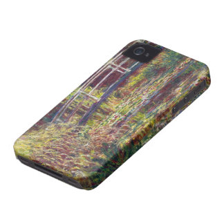 The Japanese Bridge Claude Monet cool, old, master Case-Mate iPhone 4 Case