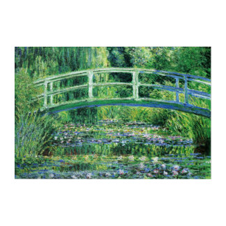 The Japanese Bridge Scenic Fine Art