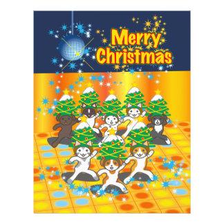 The Japanese Christmas - Japanese Christmas Flyer