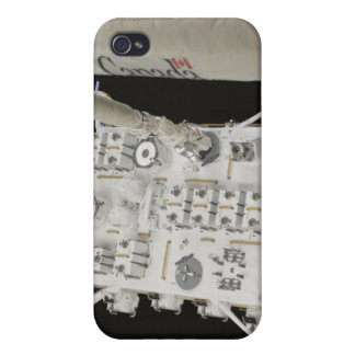 The Japanese Experiment Module Exposed Facility 2 Cover For iPhone 4