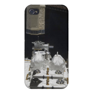 The Japanese Experiment Module Exposed Facility iPhone 4 Covers