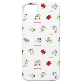 The Japanese radish of the non agricultural chemic Case For The iPhone 5