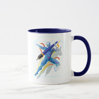 The Javelin Thrower Mug
