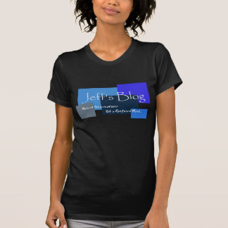 The Jeff's Blog Shirt for Women