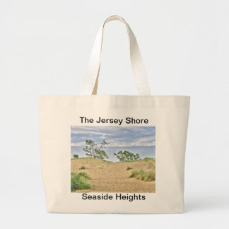 The Jersey Shore at Seaside Heights Canvas Bag