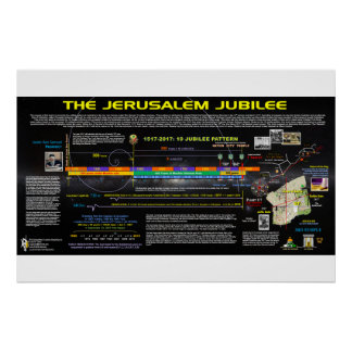 The Jerusalem Jubilees Poster