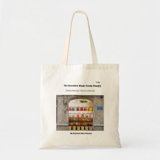 The Jerusalem Magic Candy Shop #1 Tote