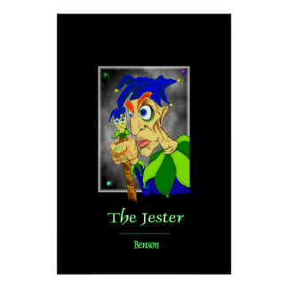 The Jester Poster