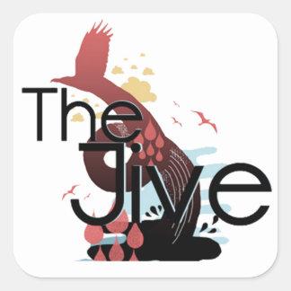 The Jive - Eagle Sticker