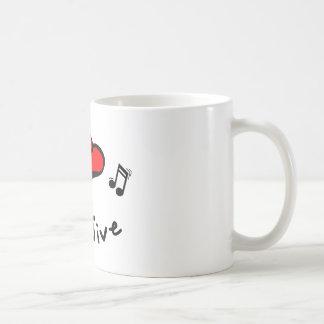 the Jive I Heart-Love Gift Coffee Mugs