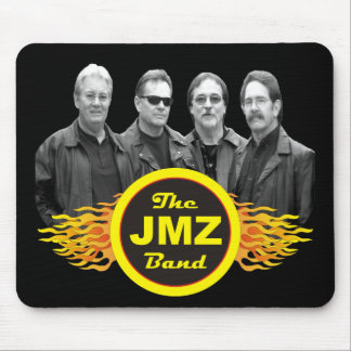 "The JMZ Band ""Busted"" Mouse Pad"