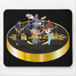 The JMZ Band On Stage Mouse Pad