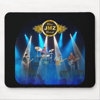 The JMZ Band Under The Lights Mousepad