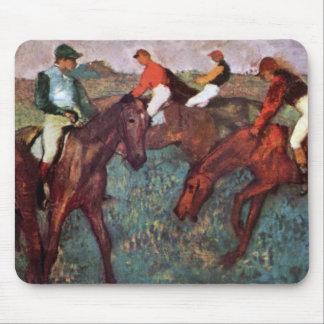 The Jockeys Mouse Pad