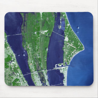 The John F Kennedy Space Center Mouse Pad