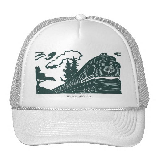 The John Galt Line Trucker Hats