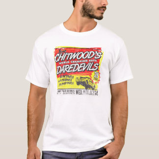 The Joie Chitwood Thrill Show VIntage-Retro T T-Shirt